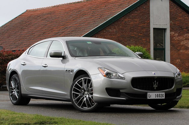 Maserati Quattroporte